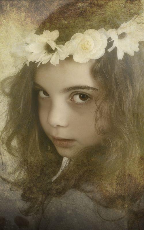 Fotografia realitzada a l'estudi de Visual Artfoto